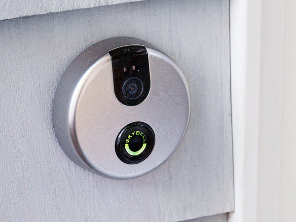 skybell - doorbell camera