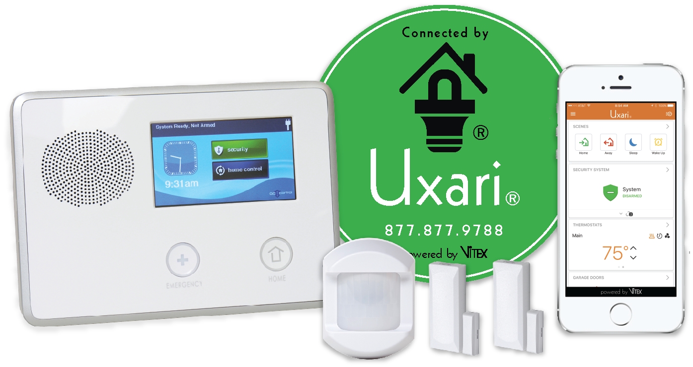 Smart home security by uxari do it yourself home automation home protect kit solutioingenieria Gallery