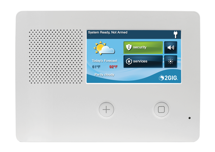 Four inch alarm system touch screen for sale in Florida